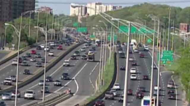 More people expected to travel this holiday weekend. (WFSB)