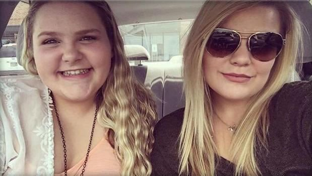 Madison and Taylor Sheats were killed by their mother. (Source: Taylor Sheats Facebook)