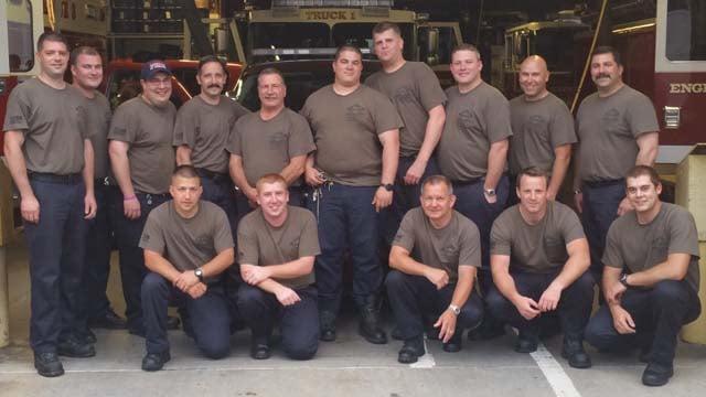 The Westport Fire Department.