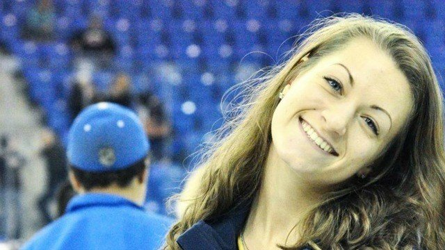 Officials said QU student Jacqueline Gray was killed in a car crash Sunday. (Facebook)