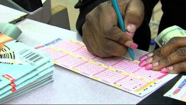 Tuesday's Mega Millions drawing could call on a winner. (WFSB)