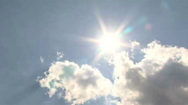 Doctors are saying the particular timing of the warm weather pattern could be very dangerous. (WFSB)