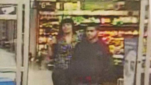 Police released this photo of the suspects in an alleged assault in a Walmart parking lot. (East Windsor Police Department)