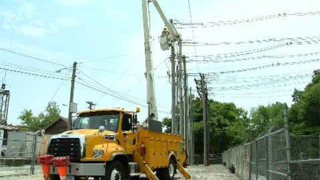 Norwich utility company asks customers to conserve energy during potential heat wave. (WFSB)