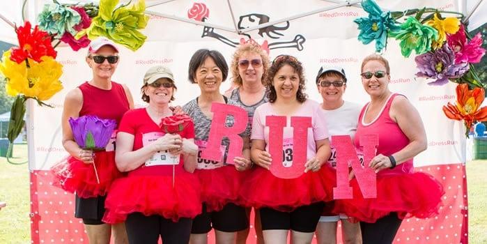 Hartford Marathon Foundations Red Dress Run being held Saturday.  (hartfordmarathon.com)