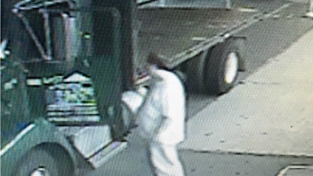 Police said this man stole a truck from an East Haven business. (Branford PD)