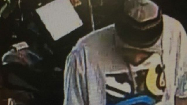 Suspect in convienence store burglary in East Windsor.  (East Windsor Police Dept. Facebook)
