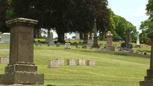 'Pokémon Go' is making Middletown cemetery popular (WFSB)