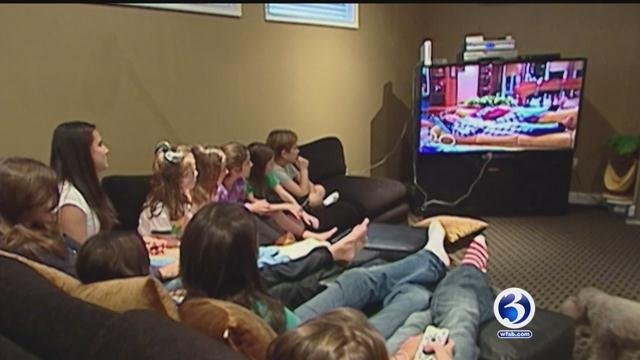 Doctors are warning viewers on the major health risks with binge watching television. (WFSB)