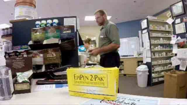 The cost of Epi-Pen is on the rise. (WFSB)