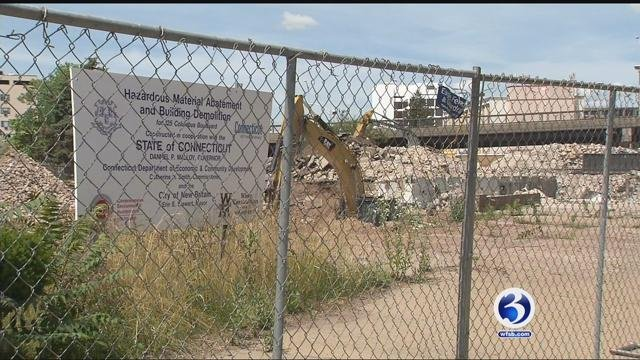 City officials unanimously vote to enter negotiations with developer on plan to revitalize downtown New Britain (WFSB)