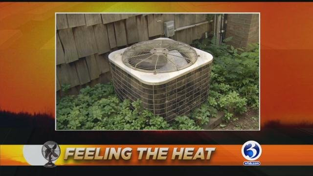Eyewitness News looks into how to keep your air conditioner working this summer. (WFSB)