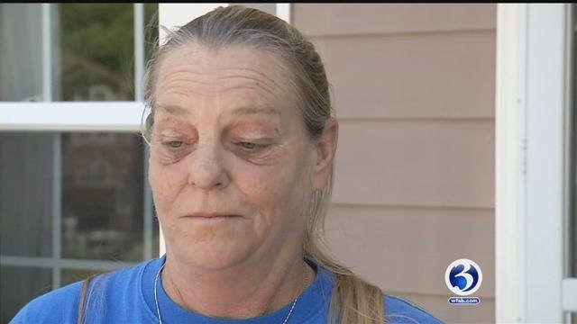 Grandmother Kim Hill was able to deliver her granddaughter with the help of dispatcher. (WFSB)