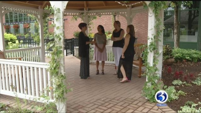 Three Connecticut residents will compete in a sing-off of epic proportions on Thursday night. (WFSB)