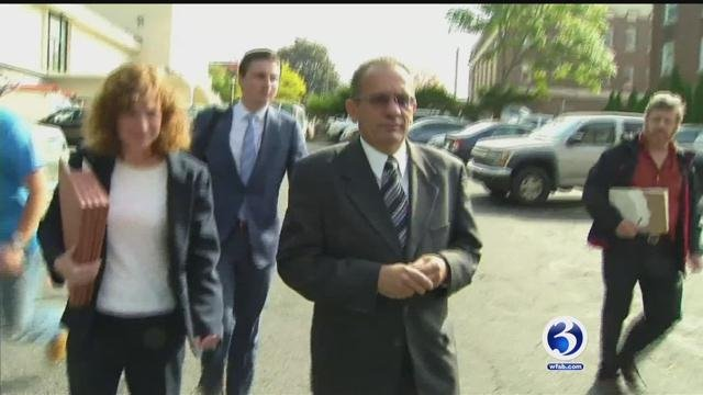Former Hartford Mayor Eddie Perez. (WFSB file)