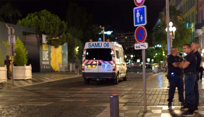 Attacks in Nice, France