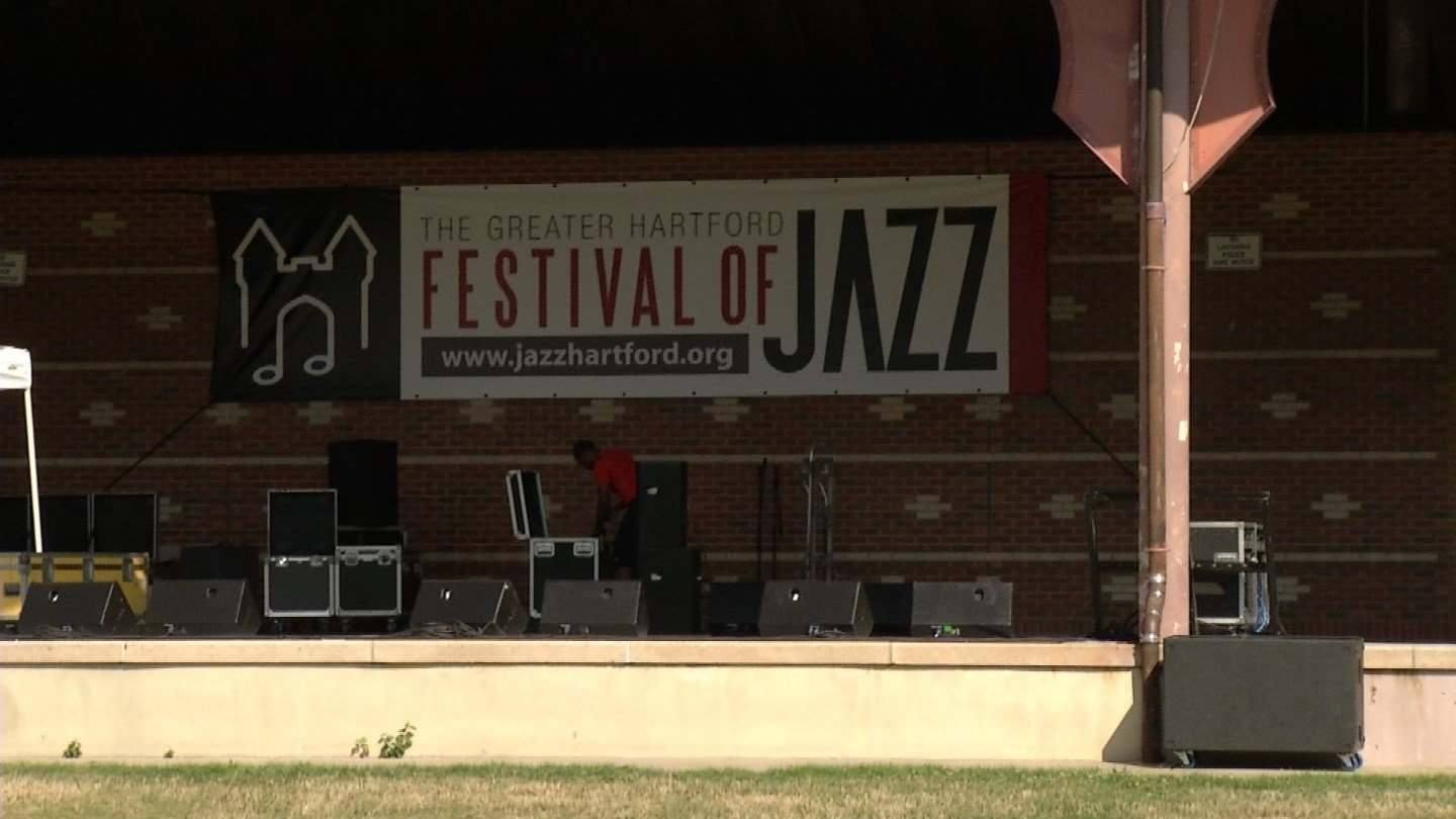 The 25th annual Greater Hartford Festival of Jazz kicks off on Friday. (WFSB)