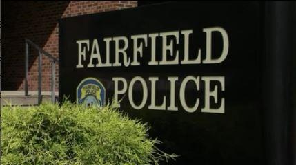 Fairfield police. (WFSB photo)