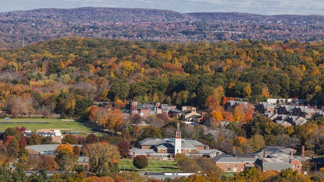 Quinnipiac University made the Great Colleges to Work For Survey by Chronicle of Higher Education. (QU)