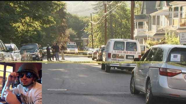 Hallock Yocher, and another man, were found dead inside a Waterbury home on Wednesday. (WFSB/Facebook)