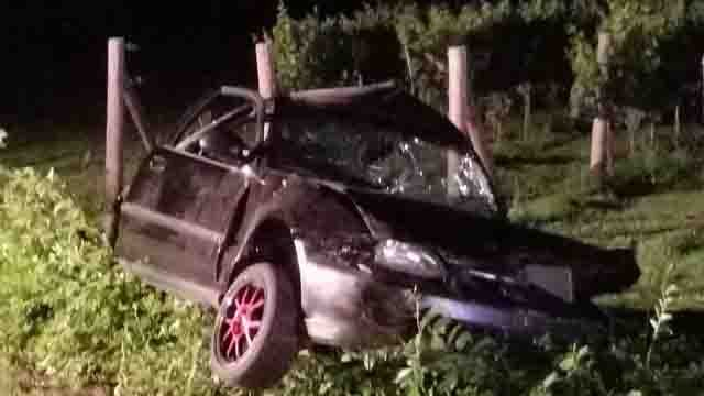 A 22-year-old was killed in a crash early Sunday morning. (Orange Police)