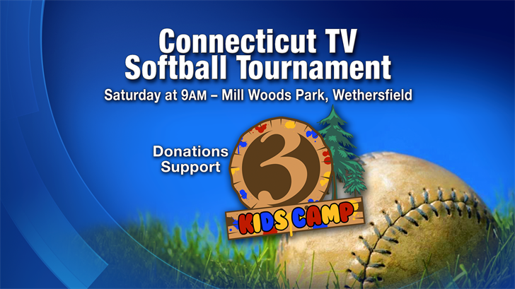 WFSB to play in annual charity softball game - WFSB 3 Connecticut