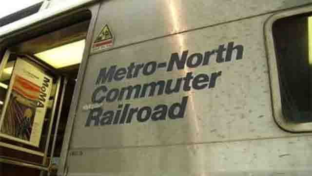 The Metro-North Railroad is operating on a modified schedule on Wednesday. (WFSB file photo)