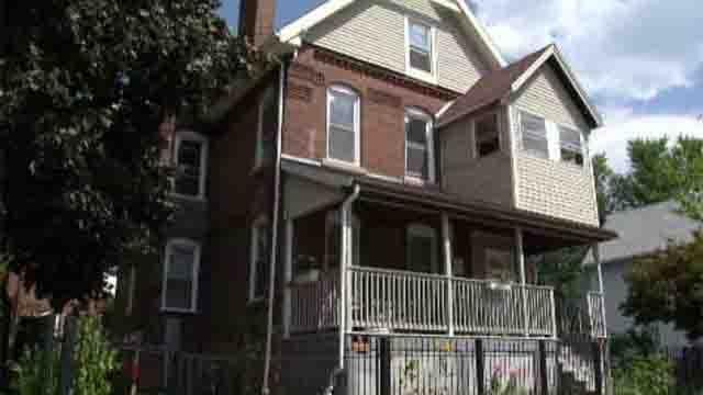 A Hartford man is fighting a bill on a blight property. (WFSB)
