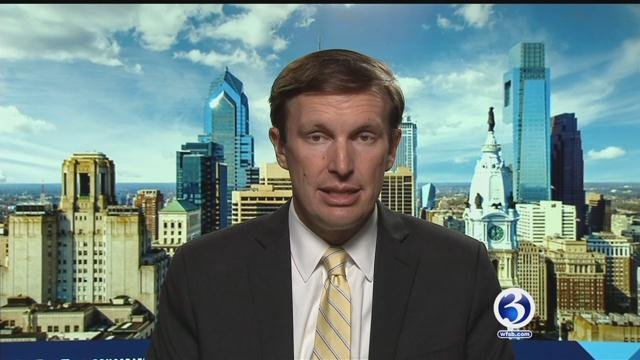 One of the co-authors of the 21st Century Cures Act was U.S. Sen. Chris Murphy from Connecticut. (WFSB file)