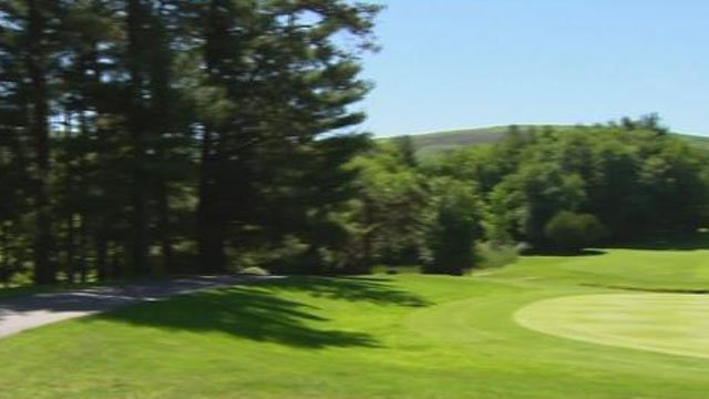 The long heat wave is affecting golf courses in Connecticut. (WFSB)