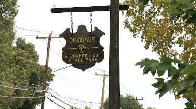 Dinosaur State Park was reopened on Wednesday. (WFSB)