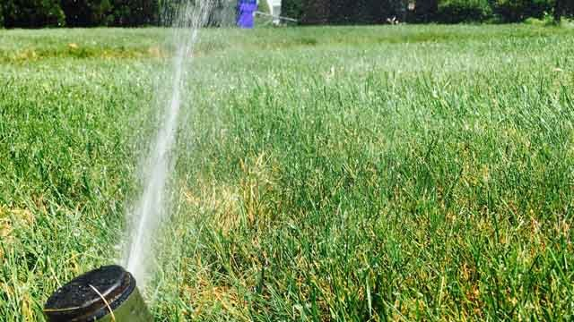 Water companies are asking customers to conserve water (WFSB)