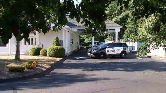 A bank robbery at TD Bank in Bristol turned into a hostage situation on Wednesday. (WFSB)