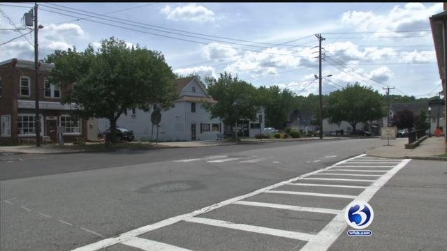 East Hampton drivers being warned about teen's darting out into traffic. (WFSB)
