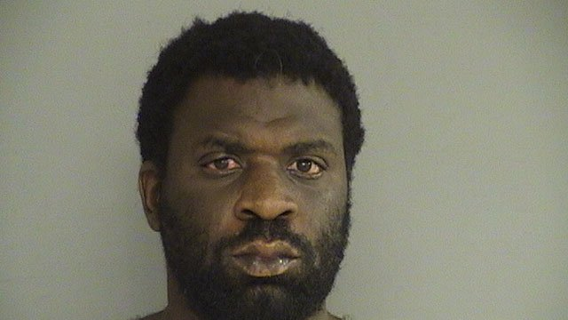 Tryell Lockhart was arrested for an armed robbery at a gas station. (Middletown Police Department)