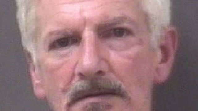 Walter Denike was charged after police said he tried to break into a Milford home. (Milford Police Department)