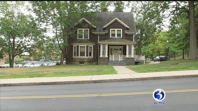 Plans are in the works to tear down nine historic houses on the University of Connecticut campus in Storrs. (WFSB)