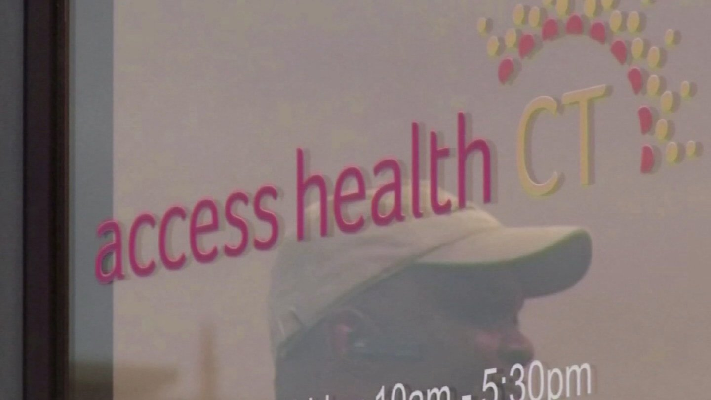 Access Health CT  (WFSB file photo)