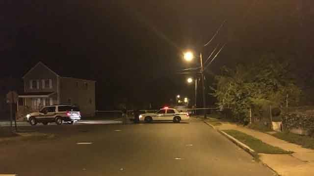 Hartford police are investigating a triple shooting that happened on Wednesday night. (WFSB)