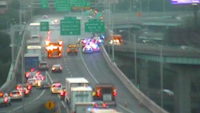 State police are  investigating a deadly crash in Waterbury. (CT DOT)