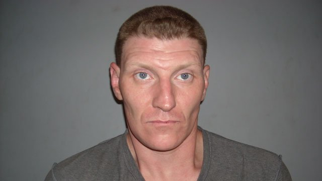 Brian Lamarco was arrested in connection with a burglary in Essex on Thursday night. (CT State Police)