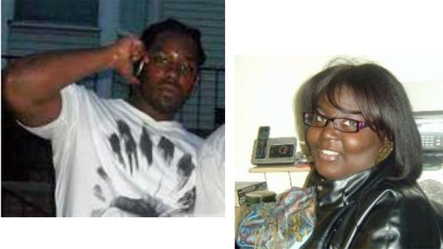 A reward is being offered in homicides of Iroquis Alston and Rickita Smalls. (Norwalk Police Department)