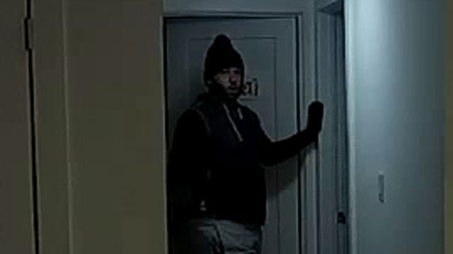 Police are investigating the burglary at Thames View Apartments on Laurel Hill Avenue. (Norwich Police Department)