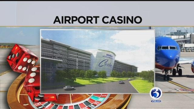 MGM was told they can't build another casino in Connecticut and they are not too happy about that decision. They are blasting the Connecticut Airport Authority and said big things are being planned that people don't know about. (WFSB)