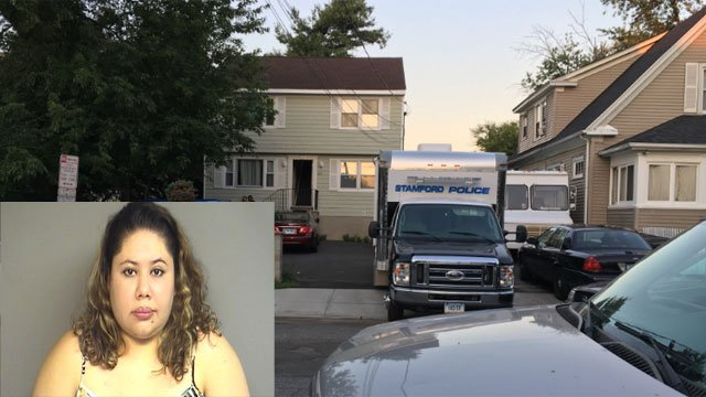 Little Bears Beginnings Daycare owner Carrillo-Maldonado was charged with a 2-month-old's death. (Stamford Police Department)