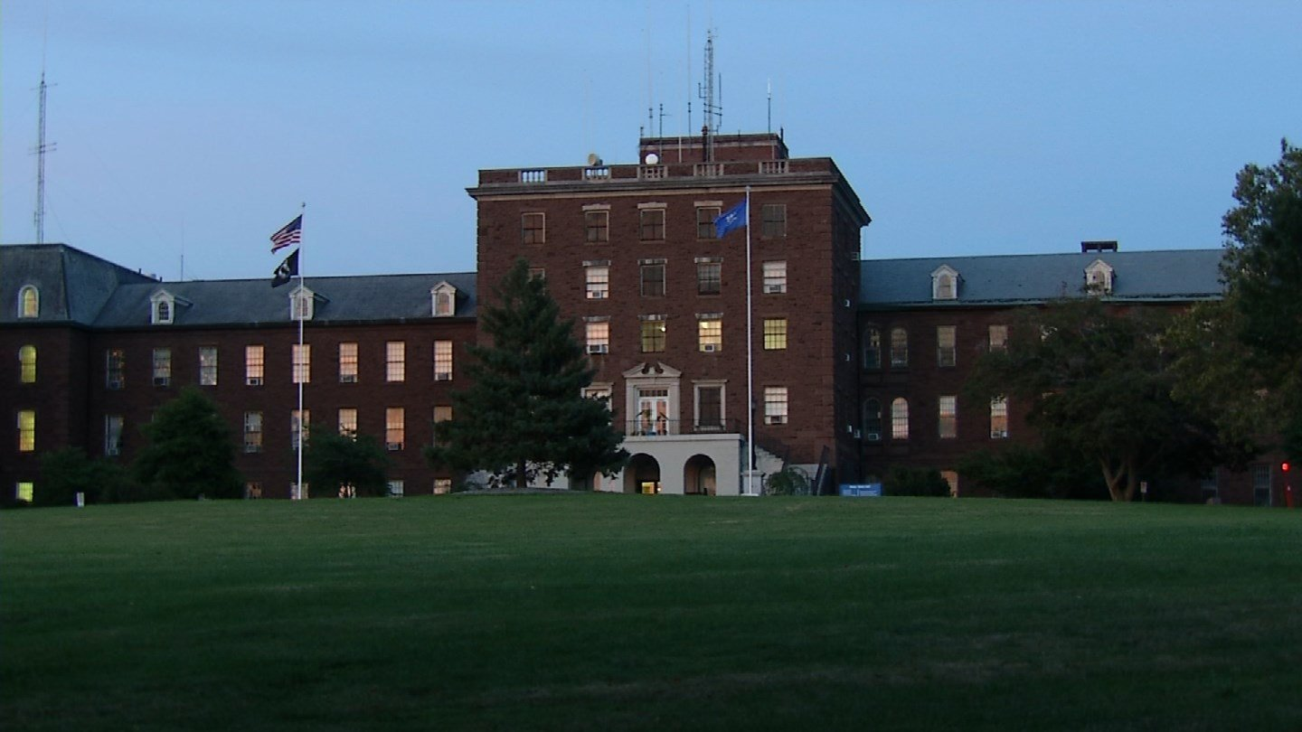 Connecticut Valley Hospital in Middletown. (WFSB photo)