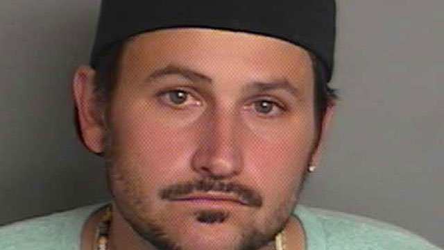 Jason Marek was arrested onTuesday after police said he pointed a fake gun at drivers on Interstate 84 west near the Southington/Cheshire border. (CT State Police)