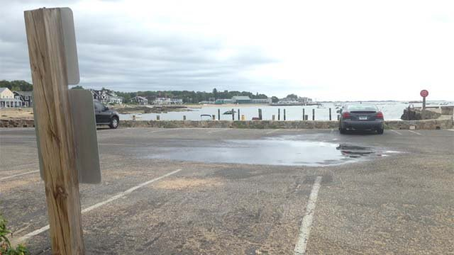 Police say a man went up to children in a Madison beach parking lot, asking them to play Pokemon Go. (WFSB)