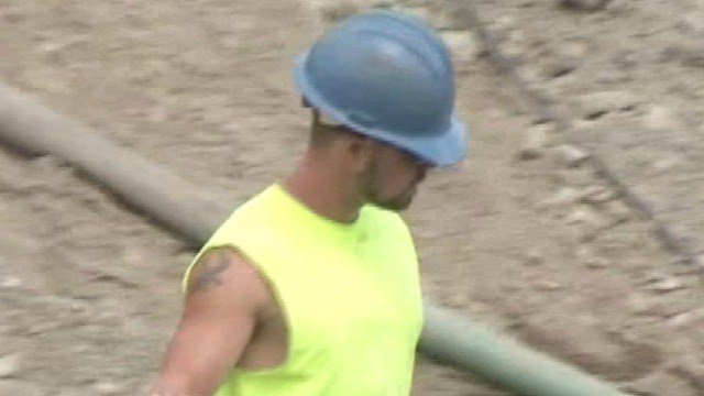 Outdoor workers need to take extra steps to beat the brutal heat (WFSB).