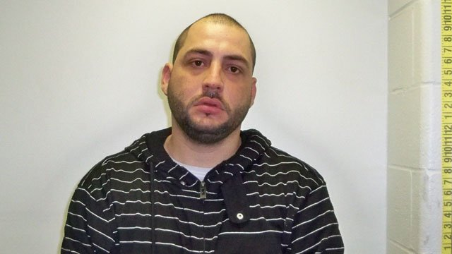 Alexis Rodriguez's booking photo from 2012. (New Britain police photo)